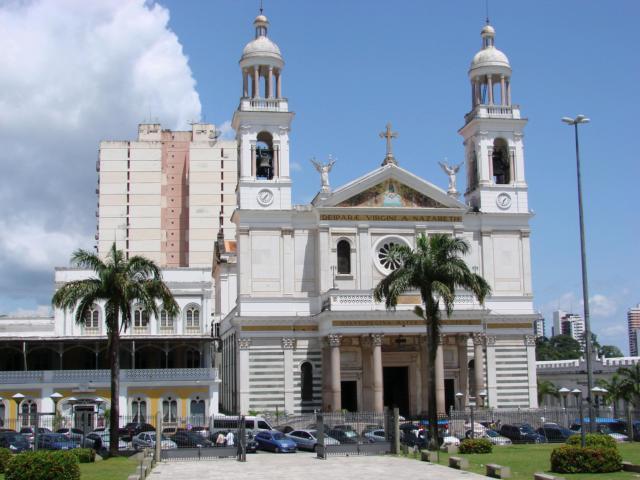 brasilien belem basilica