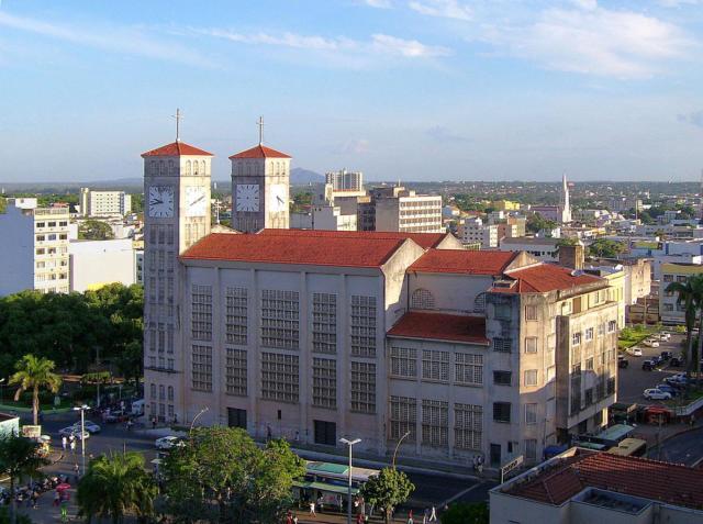brasilien cuiaba kathedrale basilica