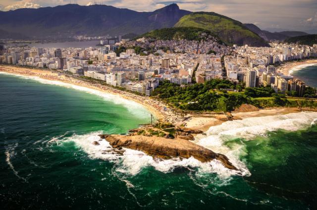 rio de janeiro beach ipanema copacabana