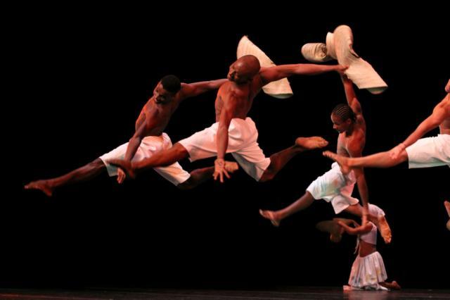 brasilien salvador folklore ballett