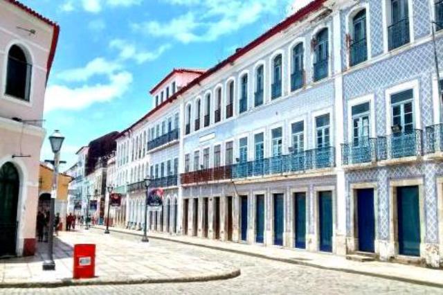 brasilien sao luis zentrum historisch