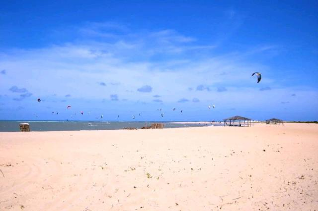 brasilien sao miguel do gostoso kitesurf