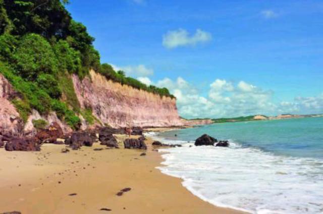 brasilien praia da pipa kueste