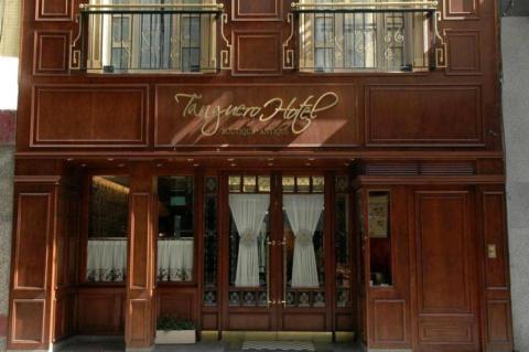 tanguero hotel boutique fassade