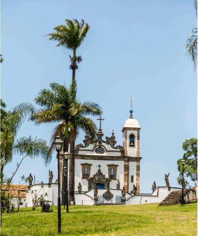 congonhas brasilien apostel