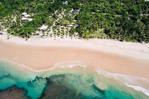 aussen lagoa do cassange marau