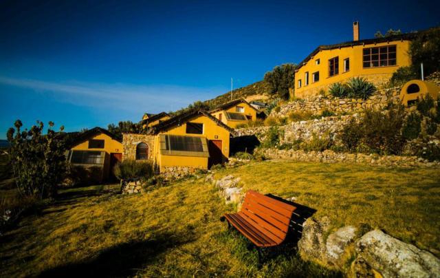 ecolodge la estancia sonneninsel titicaca