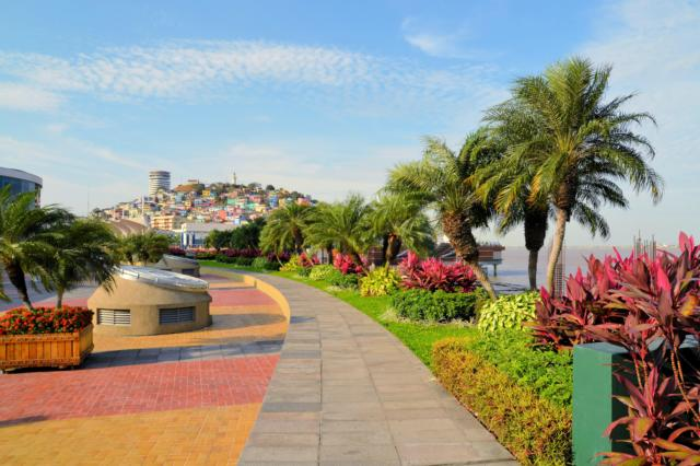 MALECON GUAYAQUIL