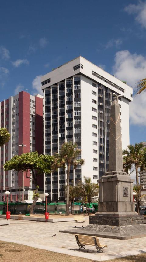 Park Hotel Recife Aussen